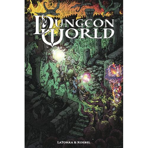 Dungeons & Dragons. Світ підземель