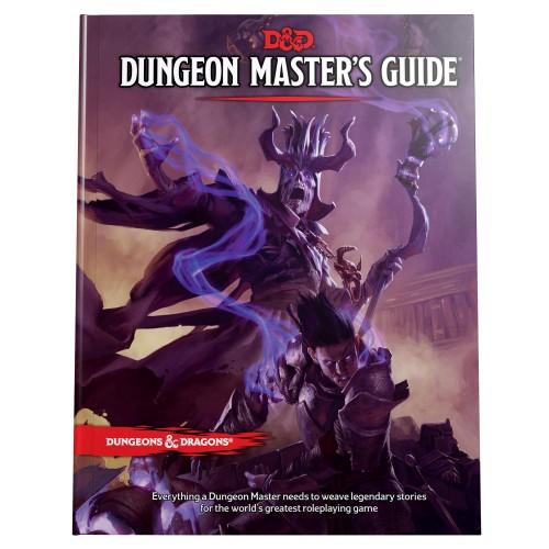Dungeons & Dragons. Книга майстра