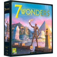 7 Чудес 2-е видання (7 Wonders 2nd ed. укр.)