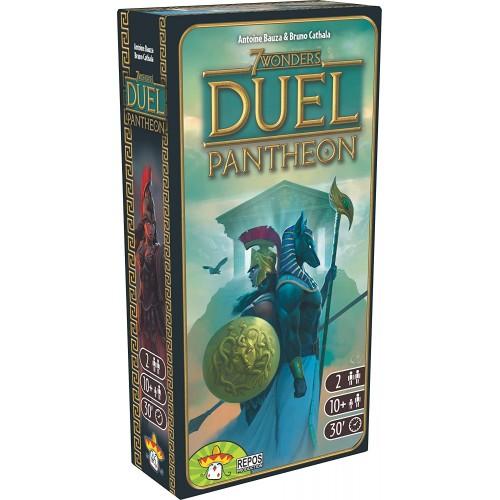 7 Чудес Дуель: Пантеон (UA)
