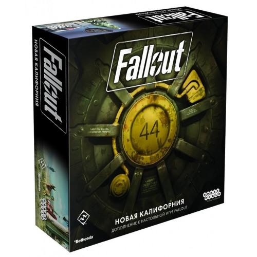 Fallout Нова Каліфорнія доповнення