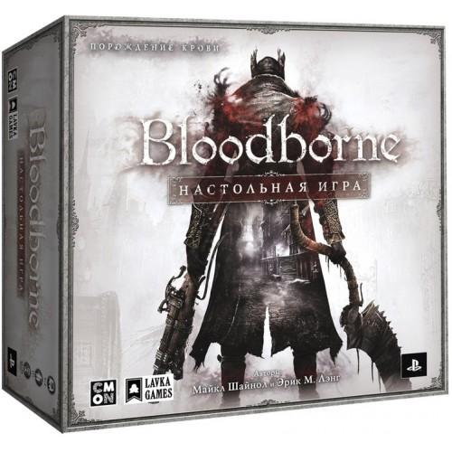 Bloodborne: Настільна гра