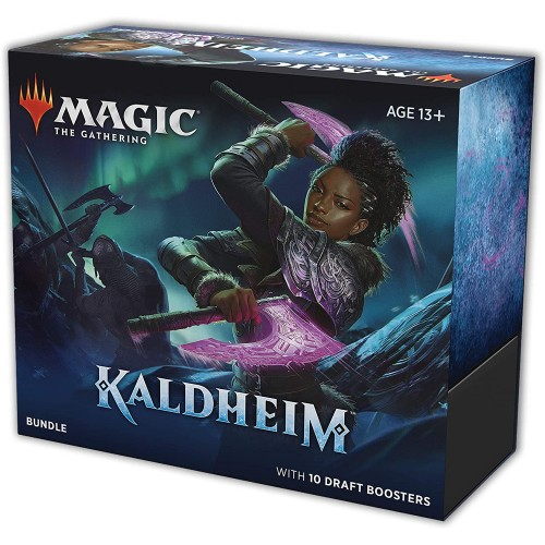 Kaldheim: Bundle Magic The Gathering (EN)