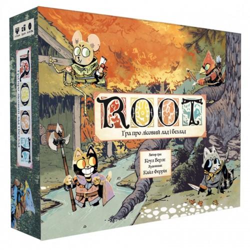 Root (УКР)