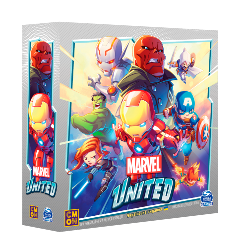 Marvel United (UA)