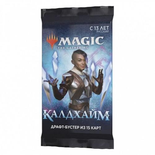 Драфт-бустер «Калдхайм» Magic The Gathering (RU)