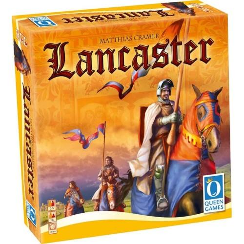 Lancaster + доповнення New Laws