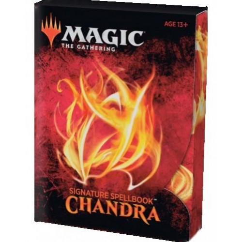 Signature Spellbook: Chandra Magic The Gathering (EN)