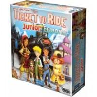 Ticket to Ride Junior: Європа